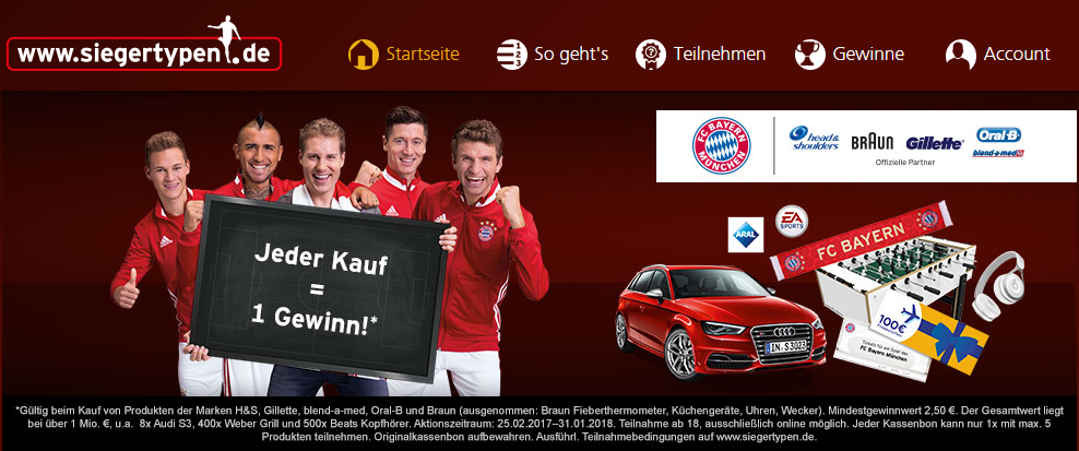 Fc Bayern Gewinnspiel