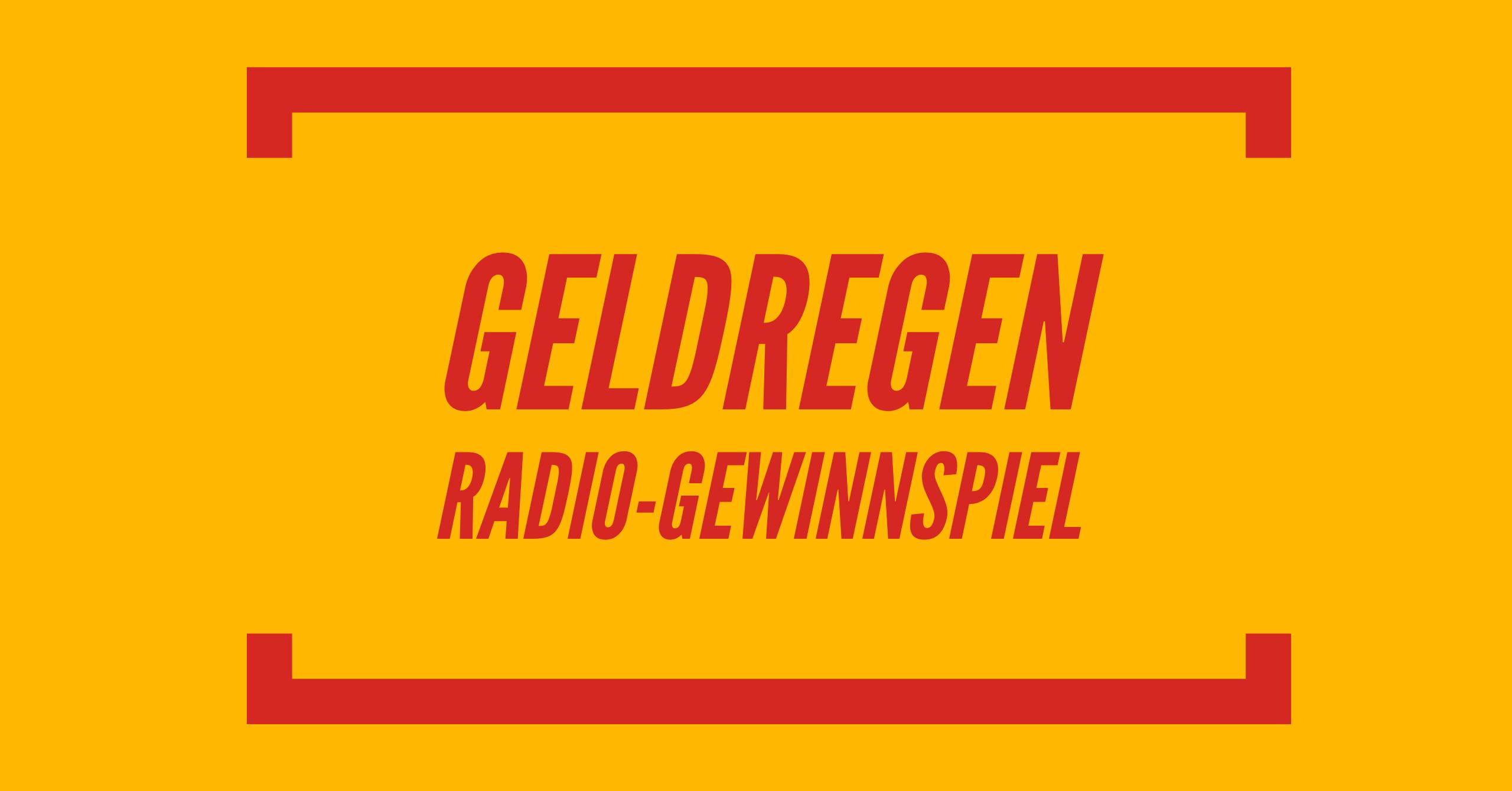 Radio Köln Geldregen