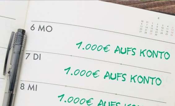 Lotto 1000 Euro Täglich