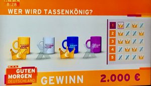 sat 1 frühstücksfernsehen gewinnspiel iphone telefonnummer 01379